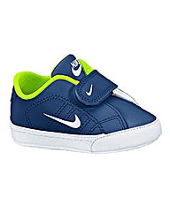 Nike First Court Infant Boys Trainers