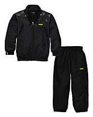 Mitre Boys Woven Tracksuit Standard