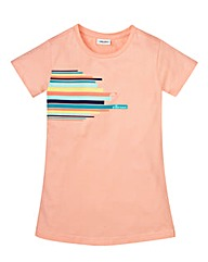 Ellesse Girls Graphic T-Shirt Standard
