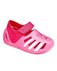 adidas Preschool Girls Sun Sandals