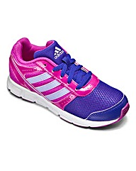 adidas Junior Girls Hyperfast Trainers