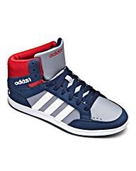 adidas Boys Mid Hoop Trainers