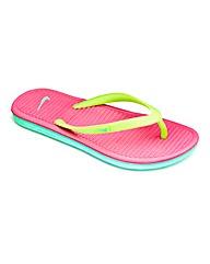 Nike Solarsoft Thong Infant Girl Sandals