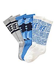 Nike Pack of Three Boys Socks