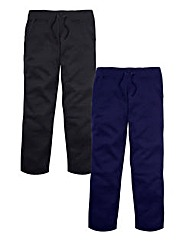 TKD Pk 2 Girls Jogging Pant 7-14YRS