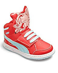 Puma Junior Rebound Tom & Jerry Trainers