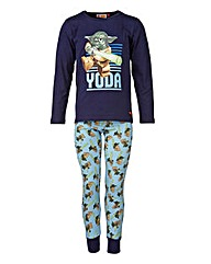 Boys LEGO Star Wars Glow in the Dark PJs