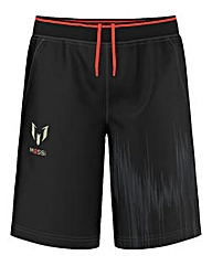 adidas Junior Boys Messi Shorts