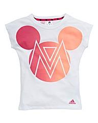 adidas Infant Girls T-Shirt