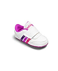 adidas V Jog Crib Girls Trainers
