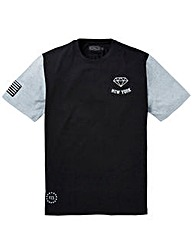 Label J Badges Tee