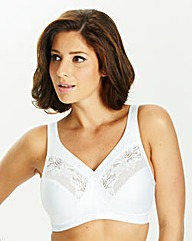 Glamorise Non-Wired Minimiser Bra
