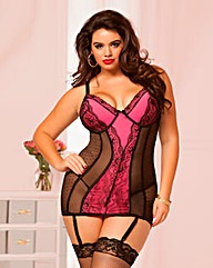 STM Mixed Messages Chemise Set