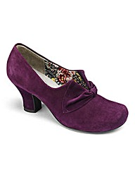 Hotter Donna Bow Detail Shoes E Fit