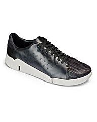 Clarks Tri Abby Lace Shoes D Fit