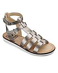 Gladiator Sandal D Fit