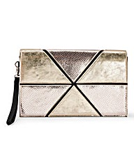 Sole Diva Large Clutch Bag