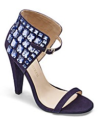 Little Mistress Ivy Jewel Sandal D Fit