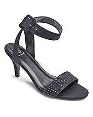 Sole Diva Diamante Sandal EEE Fit