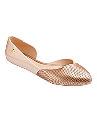 Mel By Melissa Pointy Ballerinas D Fit