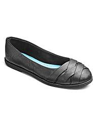 Blowfish Ballerina Shoes D Fit