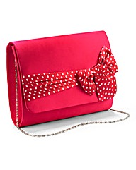 Sole Diva Dotty Clutch Bag