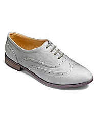 Sole Diva Lace Up Brogues EEE Fit