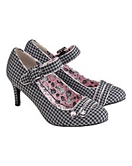 Joe Browns Mary Jane Court Shoes E Fit