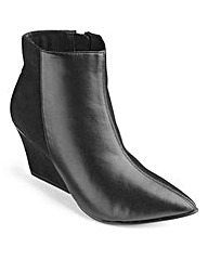 Sole Diva Ankle Boots EEE Fit