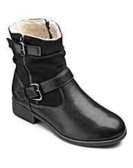 Sole Diva Warm Lined Boots E Fit