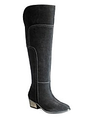 Sole Diva Super Curvy Calf Boots E