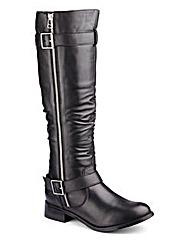 Sole Diva Boot Super Curvy Calf EEE Fit
