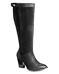 Sole Diva High Leg Boots Wide E Fit