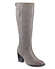 Sole Diva High Leg Boots E Wide Fit