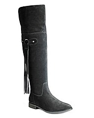 Sole Diva Boots Super Curvy Calf EEE Fit