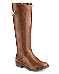 Sole Diva Extra Curvy Plus Calf Boot E