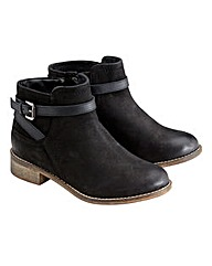 Joe Browns Strappy Ankle Boots E Fit