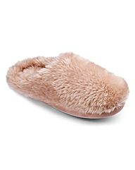 Pretty Secrets Mule Slippers