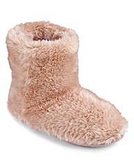 Pretty Secrets Slipper Boots