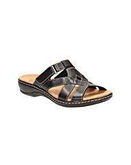 Clarks Womens Leisa Bloom Standard Fit