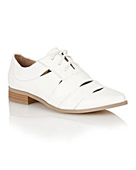 Dolcis Orleans ladies cut-out brogues