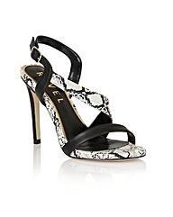 Ravel Tampa ladies heeled sandals