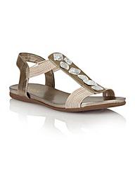 Lotus Myrtill Casual Sandals