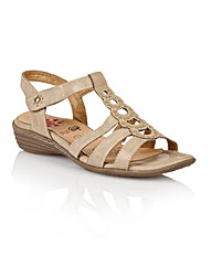 Lotus Rhona Casual Sandals