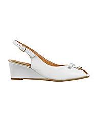 Van Dal Meade - Bright White Sandal