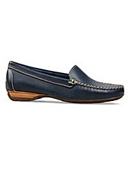 Sanson - Elba Blue Shoe