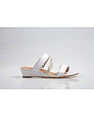 Van Dal Jupiter - Bright White Sandal