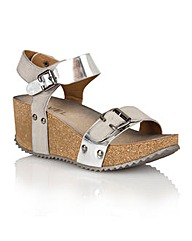 Ravel Tennessee ladies wedge sandals