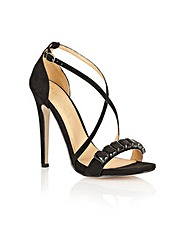 Ravel Houston ladies heeled sandals