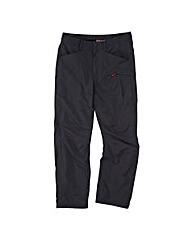 Tog24 Warm Mens Winter Trousers Short